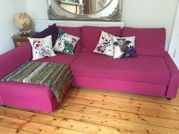 Friheten Corner Sofa Bed by Limited Edition Bright Pink Corner Sofa Bed Ikea Friheten In