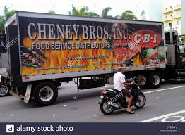 100 Food Trucks Miami Beach Florida Tractortrailer Truck Lorry Advertising Food