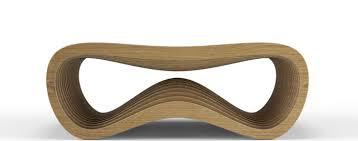 Modern Coffee Table Wooden Coffe Tables Spline Design Wood In