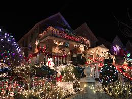 Sears Artificial Christmas Trees by Best Christmas Lights In America In Dyker Heights Business Insider