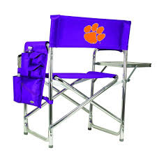 Picnic Time Clemson University Purple Sports Chair With Digital Logo Black Clemson Tigers Portable Folding Travel Table Ventura Seat Recliner Chair Buy Ncaa Realtree Camo Big Boy Game Time Teamcolored Canvas Officials Defend Policy After Praying Man Is Asked Oniva The Incredibles Sports Kids Bpack Beach Rawlings Changer Tailgate Tailgating Camping Pong Jarden Licensing Tlg8 Nfl Tennessee Titans Ebay