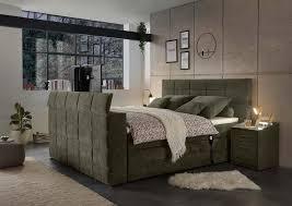denver boxspringbett 180x200cm inkl motor motorisierte tv halterung günstig möbel küchen büromöbel kaufen froschkönig24