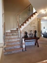 Stainless Steel Handrails & Glass Balustrades   Glass Banister Heavenly Ideas Decoration Gorgeous Metal Banister Glass Rails Stairs Staircase Balustrade Timber Stainless Steel Cable Railing Idea Photo Gallery Ironwood Cnection Stair Commercial Non Slip Treads Oak Contemporary Banisters And Handrails Modern For Elegant Latest Door Design Railing Alternative With Acrylic Panels By Fusion Interior Banister Lawrahetcom Grandiose Circular Chrome Polished Handle With Clear Kits Astonishing Indoor Railings Surprisdoorrailings