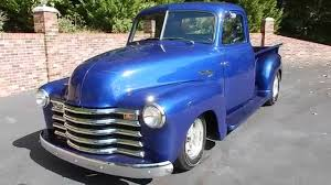 100 1950 Chevrolet Truck Chevy In Blue For Sale Old Town Automobile In Maryland