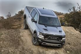 100 Best Truck For Off Road RAM Rebel 1500 Technology Features Digital Trends