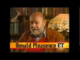 Donald Pleasence Halloween H20 by 10 13 2010 9 06 Pm Halloween 6 On Set 1994 Youtube