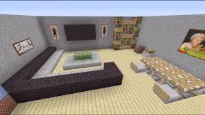 beste minecraft wohnzimmer ideen minecraft haus interieur