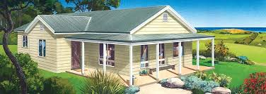 Paal Kit Homes Kiama steel frame kit home Reversed Plan NSW QLD