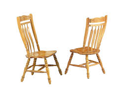Sunset Trading Aspen Dining Chair, Set Of 2, 42