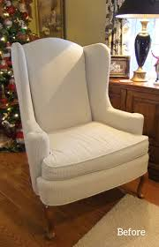 Wing Chair Slipcover In Buffalo Check | The Slipcover Maker Sure Fit Cotton Duck Folding Chair Slipcover Wayfair Custom Slipcovers By Shelley Floral Wingback Chair With Boxpleat What Is Upholstery And How Do You Choose The Best Fabric For Your Bedroom Astonishing Wing Recliner For Elegant Home In Buffalo Check The Maker Chairs Redoubtable With Arms Magnificent Vintage Duralee Linen Blue White 2019 To Reupholster A A Bystep Tutorial Guide Amazoncom Tailor Microsuede Fniture Ikea Sofa Cover Couch Comfort Works