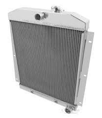 1949,1950,1951,1952,1953,1954 Chevy Panel Truck Radiator Champion 2 ...