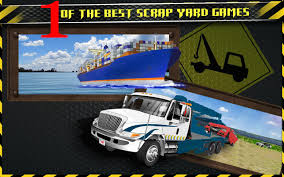 100 Tow Truck Games Scrap Yard Transport 120 APK Download Android