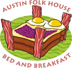 Austin Folk House Bed and Breakfast Hotel near the University of