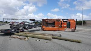 Overturned Utility Truck Spills Load On Florida's Turnpike A View Of An Overturned Truck On Highway In Accident Stock Traffic Moving Again After Overturned 18wheeler Dumps Trash On Truck Outside Of Belvedere Shuts Down Sthbound Rt 141 Us 171 Minor Injuries Blocks 285 Lanes Wsbtv At Millport New Caan Advtiser Drawing Machine Photo Image Road Brutal Winds Overturn Trucks York Bridge Abc13com Dump Blocks All Northbound Lanes I95 In Rear Wheels Skidded Royalty Free