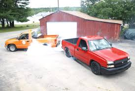 100 Pickem Up Truck S Awesome A Look At Two Ls Powered Gm Pickup S