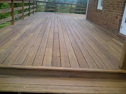 deck sealing and staining cascade services gainesville va