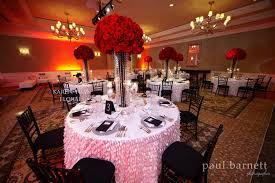 Red Black And White Wedding Reception Ideas Download Decorations Corners Food Table