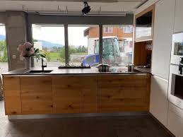 team 7 küche wegen umbau zu verkaufen viva küchen ag 9436