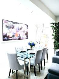 Glass Centerpieces For Dining Room Tables Best Contemporary Table Decorating Ideas Intended