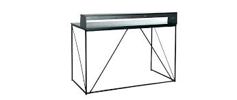 bureau design noir laqu bureau d angle noir laquac bureau d angle noir laque rangement de