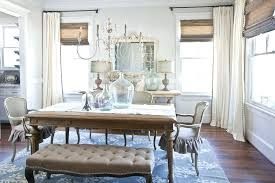 Dining Room Curtain Curtains That Are Comfortable Rods