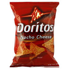 Doritos Tortilla Chips Nacho Cheese 115 Oz 326 G