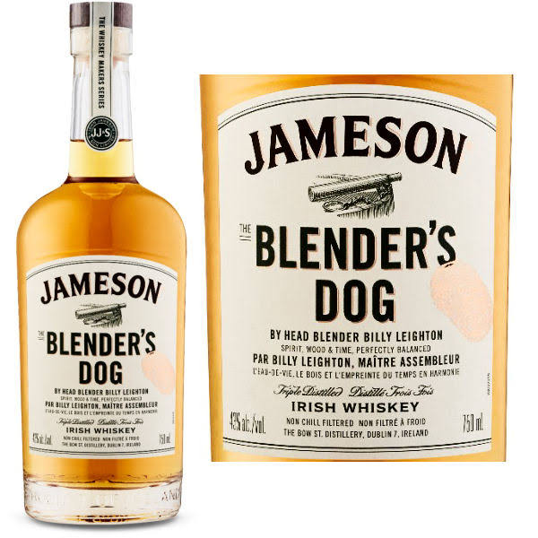 Jameson The Blender's Dog Irish Whiskey 750ml