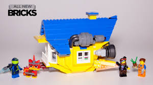 100 Lego Space Home Movie 2 70831 Emmets Dream House And Rescue Rocket Speed Build