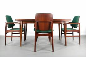 Set Of Four Danish Teak Dining Chairs, Arne Hovmand-Olsen, Denmark ... Danish Teak Table Chairs Wild Things Antiques Splendid Scdinavian Fniture Olje Deck Design Sleek And Simple Lines Vintage Round Ding Six 1960s By Niels Kfoed At 1stdibs And Correct Way To Setteak Fnitures Modern Teak Ding Chairs Chair Restoration 4 Person Set Fascating Cottage Fantastic 1950s Oak Hans Wegner For