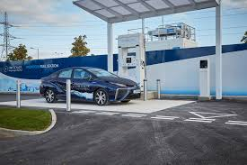 100 Fuel Cells For Trucks There Are 6500 Hydrogen Cell Cars Worldwide Half In California