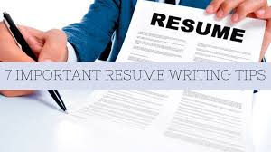 7 Important Resume Writing Tips You Can't Afford To Overlook - Gradism Free Sample Resume Template Cover Letter And Writing Tips Builder Digitalprotscom Tips Hudson The Best For A Great Writing Letters Lovely How To Write Functional With Rumes Wikihow From Recruiter Klenzoid Canada Inc Paregal Monstercom Project Management Position Mgaret Buj Interview Ppt Download