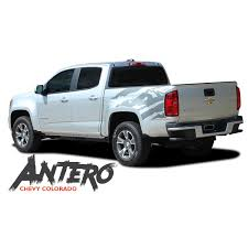100 Truck Bed Decals Chevy Colorado Graphics ANTERO Rear Accent Vinyl Decal