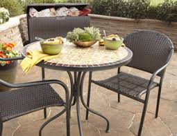 Lowes Bistro Set Patio Furniture Cleaning Outdoor Patio And Deck