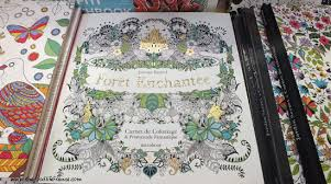 Johanna Basford Enchanted Forest In Book Shop