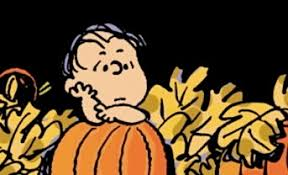 Linus Great Pumpkin Image by Trick Or Treat Halloween Candy And Wine Wayward Wine