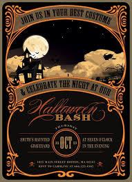 Free Halloween Invitation Templates Microsoft by Halloween Invitation Template Free Musicalchairs Us