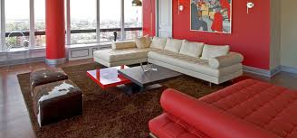Decorating Ideas Living Room White And Red Design Grey