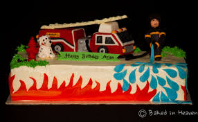 Fire Truck Cake | Baked In Heaven Creative Idea Firetruck Birthday Cake Fire Truck Cakes Ideas 5 I Used An Edible Silver Airbrush Color S Flickr Cake Is Made From A Frozen Buttercream Found Baking Engine Bday Ideas Pinterest Frenzy And Lindsays Custom Beki Cooks Blog How To Make Trails Make Fire Truck Tutorial Decoration Little Stylist Shing Boys Party