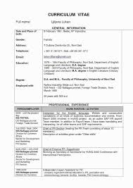 Resume Format For Freshers Engineers Computer Science Inspirational Sample Diploma Mechanical Engineering New