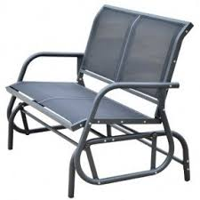 glider benches foter