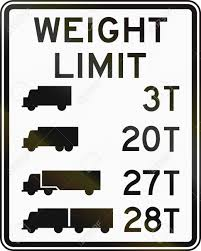 Road Sign Used In The US State Of Delaware - Truck Weight Limits ... Road Signs In The United States Wikipedia Revised Weight Limits For Bridges Add Time Money Wisconsin Are Double Trailers Cost Effective Transporting Forest Biomass Nyc Dot Trucks And Commercial Vehicles Chapter 3 Concept Of Recommended Methodology Esmating Bridge One Primary Duties Vehicle Division Is Child Passenger Safety Tennessee Traffic Resource Service Effect Of Truck Weight On Bridge Network Costs Request Pdf Michiana Area Council Of Governments 2007 Truck Route Inventory