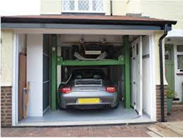 Best Car Lift for Home Garage the Good e — The Better Garages