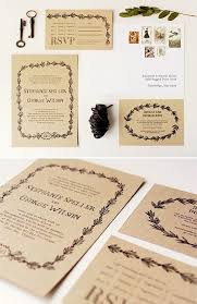 Free Printable Rustic Wedding Invitation Suite Stationery