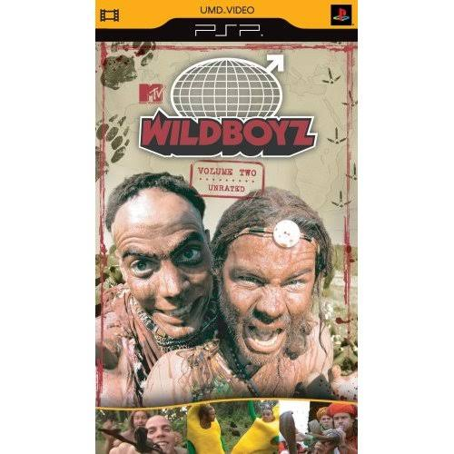 Wildboyz Vol 2 - Sony PSP