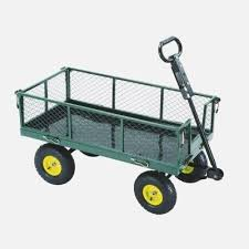 Learn The Truth About Garden Carts