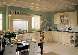 englische landhausküchen klein und charmant