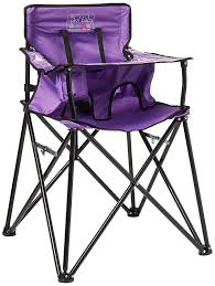 100 Travel High Chair Ciao Ciao Baby Portable Black HB2000