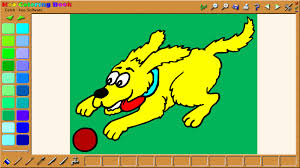 Kea Coloring Book Is Another Free For Kids Which Lets Your Color Different Images The Software Contains More Than 10