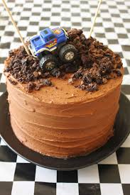 99 How To Make A Monster Truck Cake 8 S With Mud For Little Boys Birthday S Photo
