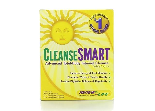 Renew Life CleanseSmart - 1 Kit
